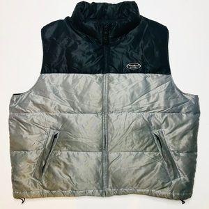 Eddie Bauer Men's EBTEK Goose Down Puffer Vest 3XL